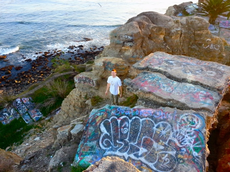 exploring sunken city