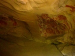 Chamush Indian Painted Cave