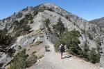 Mt. baldy hike