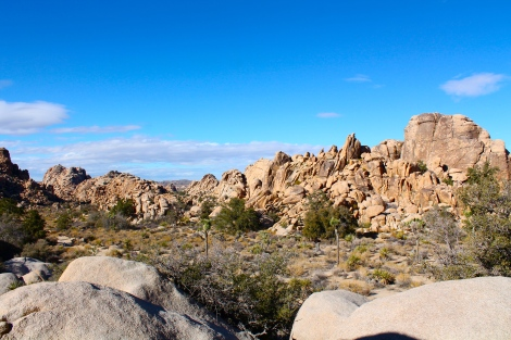 hidden valley of joshua tree national park