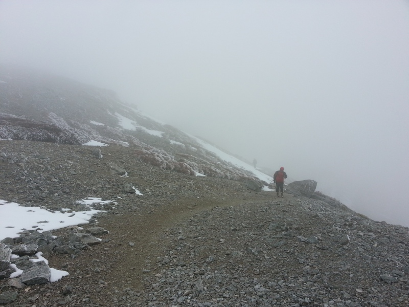 Mt. baldy trail