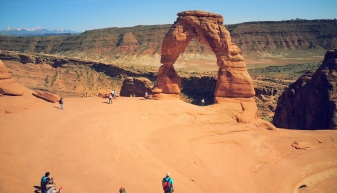 Utah S Famous Rope Swing Spot Corona Arch One Cool Thing
