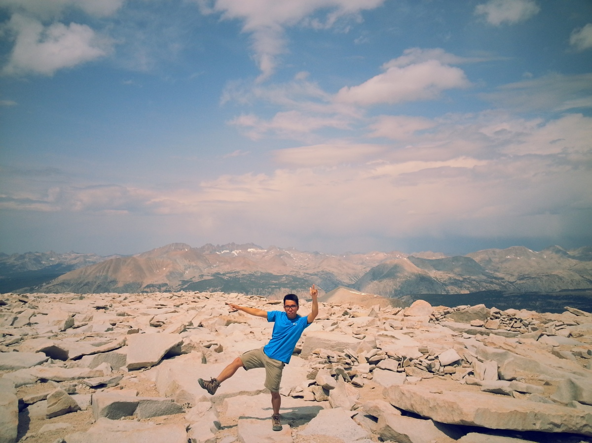 Mount Whitney In A Day