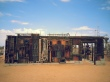 Noah Purifoy's Outdoor desert art museum