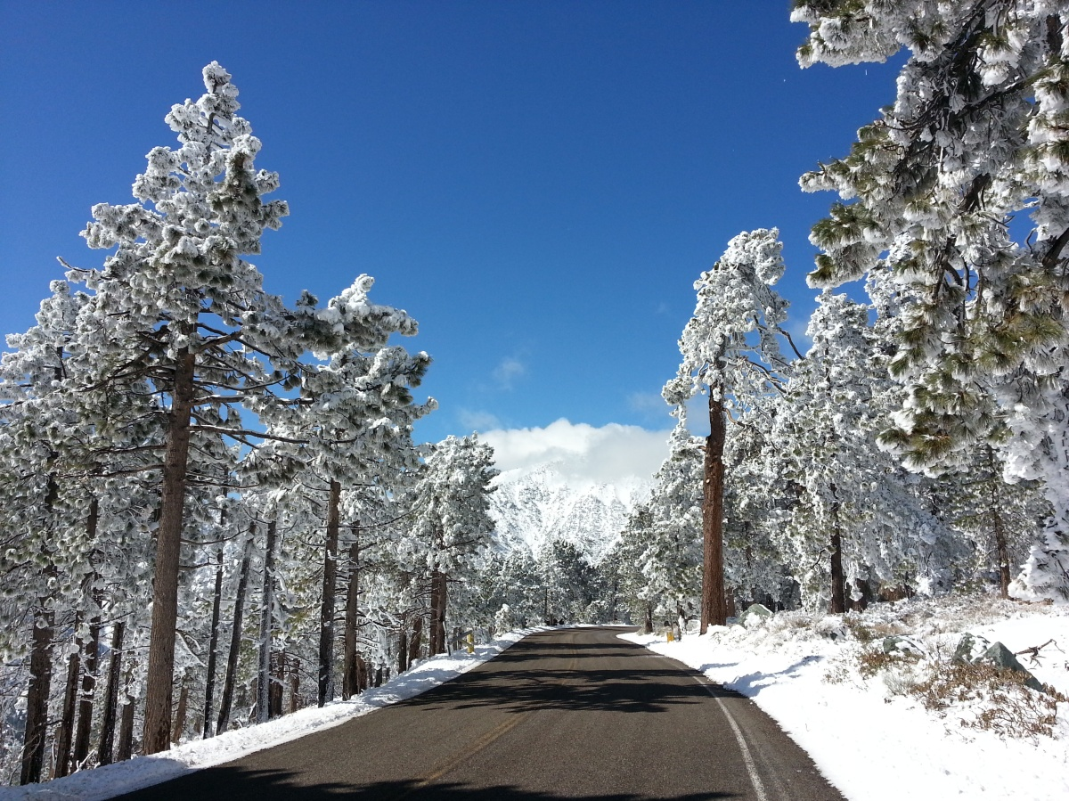 LA's best scenic route, Angeles Crest Highway
