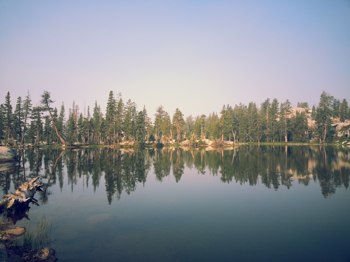 Emigrant Wilderness: Gem Lake Loop